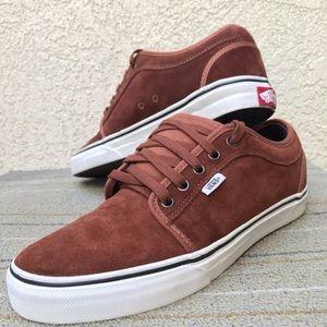 a09ff6b9e434 Vans Shoes - Vans Chukka Low Suede Gilbert Crockett Rust